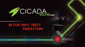 In this fast moving world with technology, we all are concern about our data security and day by day news of theft and unauthorized access in increasing that is too much in India.So now it is time to give our data security a new dimension in form of a USB device  which was developed by Cicada. This security device is best for students, professionals and corporate users which saves your Personal Data.Cicada name is taken from a insect name.They are ready to protect our Laptops and our data's.   Cicada is an most effective and easiest way to use and find solution for the real-time protection of your laptops and even it will works for mobile computing devices from theft and unauthorized data access.  Features of Cicada USB  1. Alarm when some one tries to steal your Laptop. 2. Lock the screen of computer immediately. 3. Restrict keyboard operation. 4. Disable the pointing device. 5. Issue an instant alert by SMS.  Just Buy Cicada and install it in your Laptop by using USB or by DVD's.Then feel the protection of your Laptops and say your feedback in our comment box.  Click Here to go to their Offical Site for getting more information about Cicada.This device cost only $99 including with subscription fee.By using this device you can also save your data from social engineering and your device from theft.