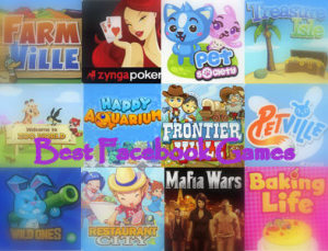 There are thousands of games are available to play in Facebook.So that, Here, I've brought you the best Facebook games which was shared by Facebook. This Popular games data has been shared by Facebook and rated mostly by game lovers. So all the popular Facebook games listed here are safe to play and fun to play.Many of them of your friends are playing these bellow given game only.Let waht your friends are playing ? I have listed some Popular Facebook Games,according to the data shared by Facebook.   Most Popular Facebook Games :  Angry Birds Star wars Texas HoldEm Poker Marvel : Avengers Alliance Song Pop Words With Friends Bubble Witch Saga Legends: Rise of a Hero Robot Rising Pixel Junk Monsters Online 8 Ball Pool Farm Ville 2 Empire & Allies The Grinns Tale Candy Crush Saga Angry birds Friends  Play these above mentioned games and share your thoughts in comments!.Stay Tuned at Triposoft.com.Just visit and subscribe to our newsletter for more reviews about the tech.