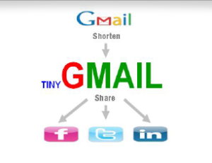Tweets your Messages in Google Apps using TinyGmail