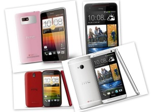 Best 4 New Upcoming HTC Mobiles 2013
