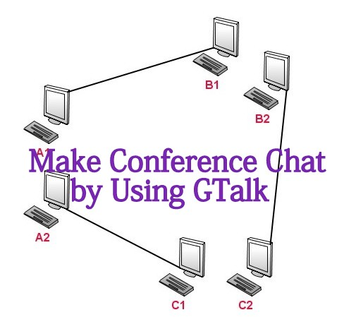 How to Make Conference Chat in GTalk