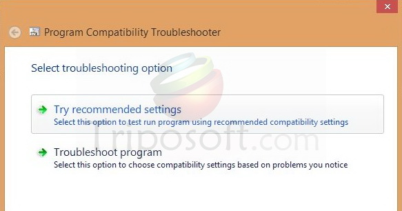 How to Run Incompatible Windows 7/ XP Programs on Windows 8.1