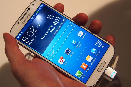 How to Turn Samsung Galaxy S4 as TV Remote Controller