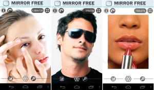 How To Change Your Android, iOS, Nokia Mobile Screen Into Mirror