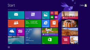 How to Change Start Screen and Desktop Background in Windows 8.1