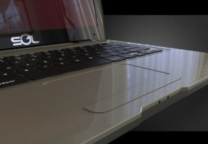 SOL - The World's First Fully Solar-Powered Laptop Announced