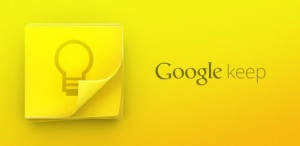 Download Google Keep - Best Alternative for Evernote