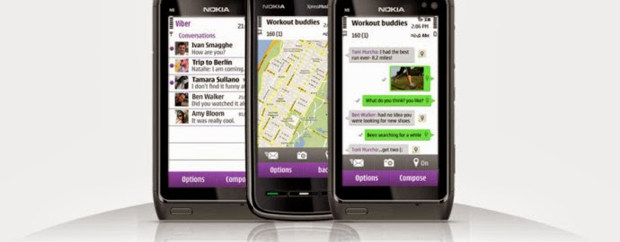 Download Viber for Nokia Asha 200, 201, 202, 203, 205, 206, 210, 300, 302, 305, 306, 308, 310, 311 & 501