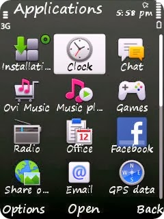 How to customize any windows fonts on your Symbian mobile