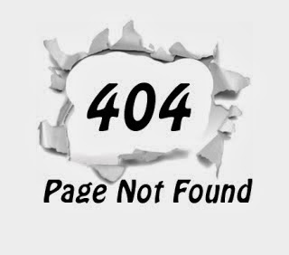 5 Awesome 404 Error Pages For Blogger