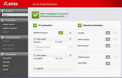 5+ Best Free Antivirus for Windows in 2014
