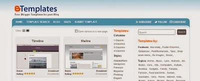 5+ Best Places To Buy Blogger Templates Online