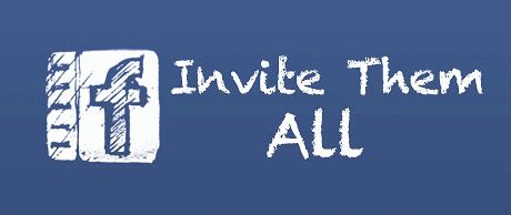 How to Invite All Facebook Friends To a Page