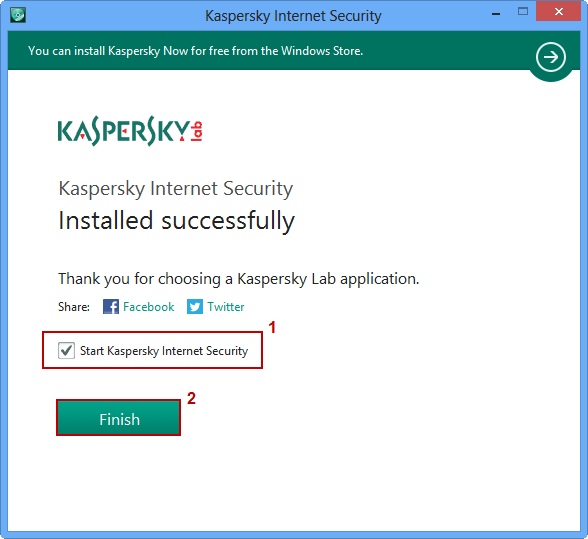How to Get FREE 90 Days Trail of Kaspersky Internet Security 2014 License Keys