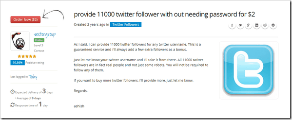 Recommended Method to Get 11,000 Twitter Followers for Free within 24 Hours