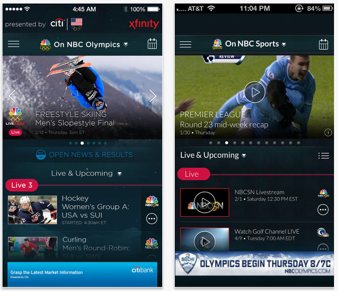 5 Best Apps to Watch Live Sochi 2014 Olympics Events for Android, iOS, Windows Phone