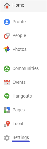 How to Turn Off / Hide your Google+ Profile Views Countings