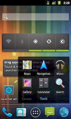 Top 5 Most Downloaded Launcher Apps for Android in 2014