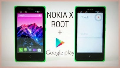 Root Nokia X, X+ and XL Devices