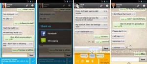 Create Fake WhatsApp Conversation on Android Devices