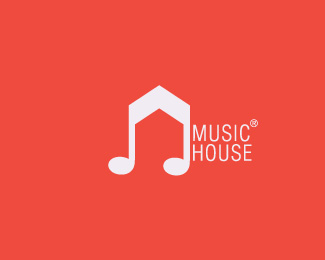Logo Designs Inspired by Music