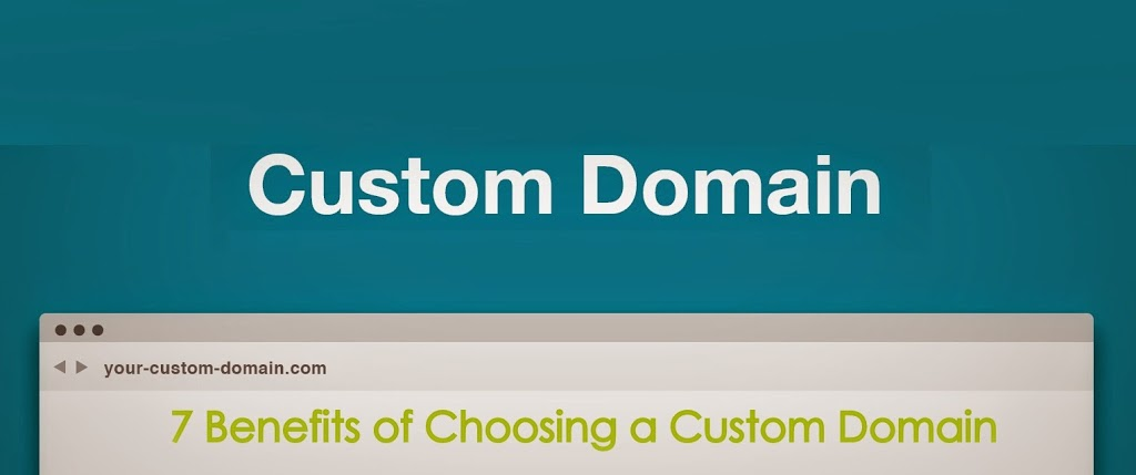 Custom Domain for Your Blog