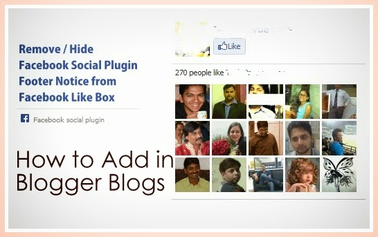 How to Hide Facebook Social Plugin Footer from Facebook Like Box