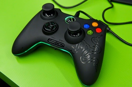Play Games on XBOX 360 with Normal USB Analog Gamepad