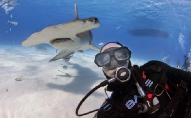 best selfies in the world Peter Verhoog