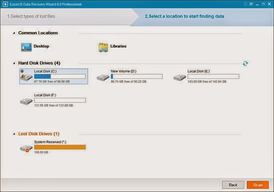 Free Hard Disk Data Recovery