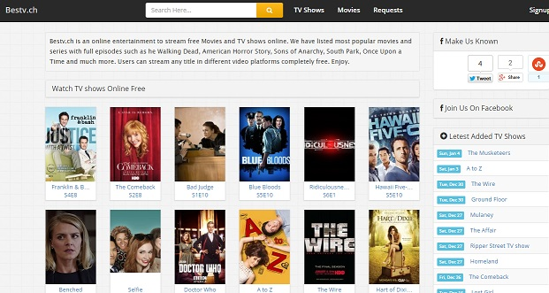sites to watch movie online withoud downloading